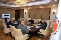 KAMULAŞTIRMA - KEMOSB Toplantısı Vali Gürel Başkanlığında Yapıldı