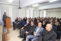 ORMAN İŞLETME MÜDÜRÜ - Kooperatif Yöneticileri Değerlendirme Toplantısında Buluştu