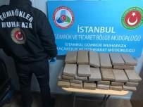 GÜMRÜK MUHAFAZA - Muz Yüklü Dediler 16 Milyon Değerinde Kokain Çıktı