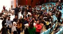 HARRAN ÜNIVERSITESI - Öğrenciler Sınav Öncesi Stres Attı