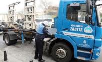 EDIRNEKAPı - (Özel) İstanbul Trafiğine Yolda Kalan Araçların Yardımına Zabıta Koşuyor