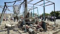 SOMALI - Somali'de İntihar Saldırısı Açıklaması 3 Ölü, 10 Yaralı