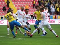 ALİHAN - Spor Toto Süper Lig Açıklaması MKE Ankaragücü Açıklaması 0 - Göztepe Açıklaması 0 (İlk Yarı)