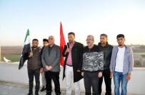 TÜRK BİRLİĞİ - Suriye'deki Araplardan PKK-PYD tepkisi