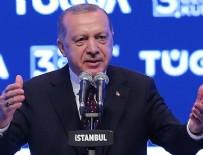 HALIÇ KONGRE MERKEZI - Erdoğan'dan gençlere önemli tavsiyeler