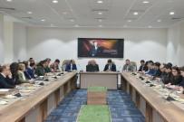 Uşak Üniversitesi'nde 'Güdümlü Proje Arama' Toplantısı