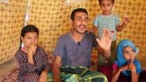 LENF KANSERİ - Yemenli Baba Kansere Yakalanan Kızını Tedavi Ettirememenin Çaresizliğini Yaşıyor
