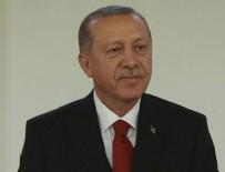 HRISTIYANLıK - Cumhurbaşkanı Erdoğan'dan Noel mesajı