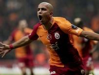 EREN DERDIYOK - Galatasaray Süper Lig'in ilk yarısını galibiyetle kapattı