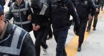 EV HAPSİ - 5 Milyon Liralık Vurgun Yapan Çete Üyeleri Tutuklandı