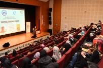 CEYHAN NEHRİ - Adıyaman Üniversitesinde Şair Ali Emre Söyleşisi Yapıldı