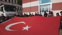 Afrin'e Okul Ve Kırtasiye Malzemesi Yardımı
