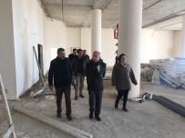SOSYAL DEMOKRAT - Arif Sağ'a Söz Verilmişti, Kültür Merkezi İnşaatı Hızla Yükseliyor