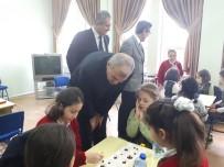 SADETTIN YÜCEL - Aydın'da 'Mangala Oynuyorum' Projesi Devam Ediyor