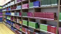 HAYDAR ALİYEV - Azerbaycan'da Nuri Paşa Kütüphanesi Açıldı