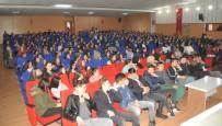 UYKU DÜZENİ - Bafra'da 'Sosyal Medya Ve Teknoloji Bağımlılığı' Semineri
