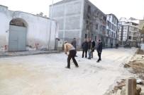 Burhaniye'de Yıldız Sokak Yeni Çehresine Kavuştu