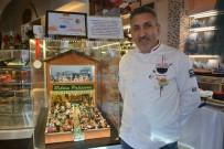 GÜMÜŞ MADALYA - Bursalı Pasta Şefinin Büyük Başarısı