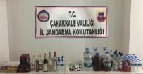 KÜÇÜKKUYU - Çanakkale'de Jandarmadan  Denetim