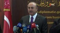 Cemal Kaşıkçı - Çavuşoğlu Açıklaması PKK Da Netanyahu Da Bebek Katilidir
