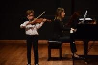 Devlet Konservatuvarından 'Keman Sınıfı Konseri'