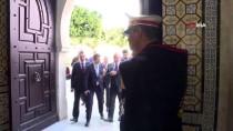 EMRULLAH İŞLER - Dışişleri Bakanı Çavuşoğlu Tunus'ta