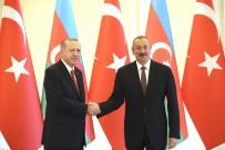 AZERBAYCAN CUMHURBAŞKANI - Erdoğan'dan Aliyev'e Tebrik Telefonu