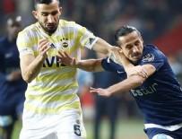 İSMAIL KÖYBAŞı - Fenerbahçe deplasmanda yine kazanamadı