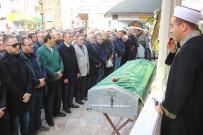 Gazeteci Kayahan Öcalan Son Yolculuğuna Uğurlandı