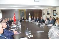 BÜLENT ECEVİT ÜNİVERSİTESİ - İl Ekonomi Toplantısı Vali Bektaş Başkanlığında Yapıldı