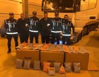 SIRBİSTAN - İstanbul Narkotik Polisinden Yurt Dışında Operasyon