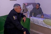 HÜSEYİN ÜZÜLMEZ - Jandarma Komutanından Zehra Anneye Ziyaret