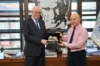 KAZıM KURT - Kardeş Kent Razgrad'dan Başkan Kurt'a Ziyaret