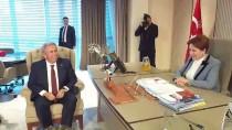 SOSYAL DEMOKRAT - Mansur Yavaş'tan Akşener'e Teşekkür Ziyareti