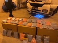 SIRBİSTAN - Narkotik Polisinden Yurt Dışında Dev Operasyon