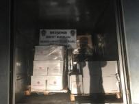 Nevşehir'de 2 Bin 403 Şişe Kaçak İçki Ele Geçirildi