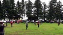 OYUN HAVASI - Off-Road Tutkunlarından 'Kar Safarisi'