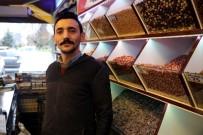 ZAM ŞAMPİYONU - (Özel) Kuruyemişçilerde Zam Şampiyonu 'Kaju' Oldu