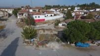 HALITPAŞA - Pınarbaşı'na Çok Amaçlı Tesis