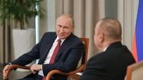 AZERBAYCAN CUMHURBAŞKANI - Putin, Aliyev'in Doğum Gününü Kutladı