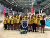 ŞEHITKAMIL BELEDIYESI - SANKO'lu Yüzücüler 55 Madalya Ve 3 Kupa Kazandı