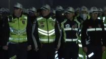 HAFRİYAT KAMYONU - Şehit Polisin Cenazesi Memleketine Uğurlandı