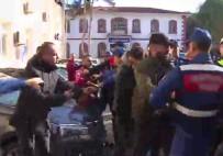 Şile'de Hayvan Hırsızlarına Linç Girişimi