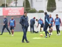 AHMET SUAT ÖZYAZıCı - Trabzonspor'da Başarının Adı Ünal Karaman