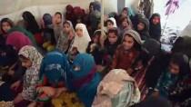 TALIBAN - Yerlerinden Edilen Afgan Aileler Zor Bir Kış Geçiriyor