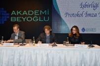 AHMET MISBAH DEMIRCAN - Akademi Beyoğlu İşbirliği Ağını Genişletiyor