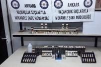 TÜRKÇE ÖĞRETMENI - Ankara'da Kaçak Elektronik Sigara Operasyonu