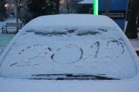 ANKARA VALİLİĞİ - Ankara'da Kar Yağışı Açıklaması Don Ve Buzlanmaya Dikkat