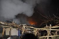 Arguvan'da Ev Yangını Korkuttu