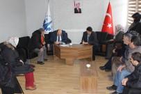 WHATSAPP - Başkan Orhan Halk Günü'nde Vatandaşları Dinledi